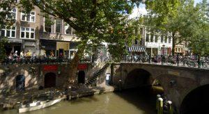 Oudegracht Gaardbrug